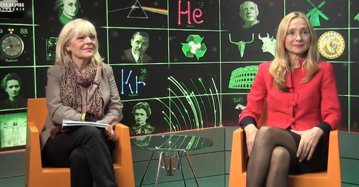Srpska naucna televizija