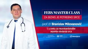 FEBS Master Class – Za biznis je potrebno srce