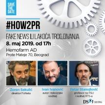 How2pr Fake news ili lakoća tro(lo)vanja