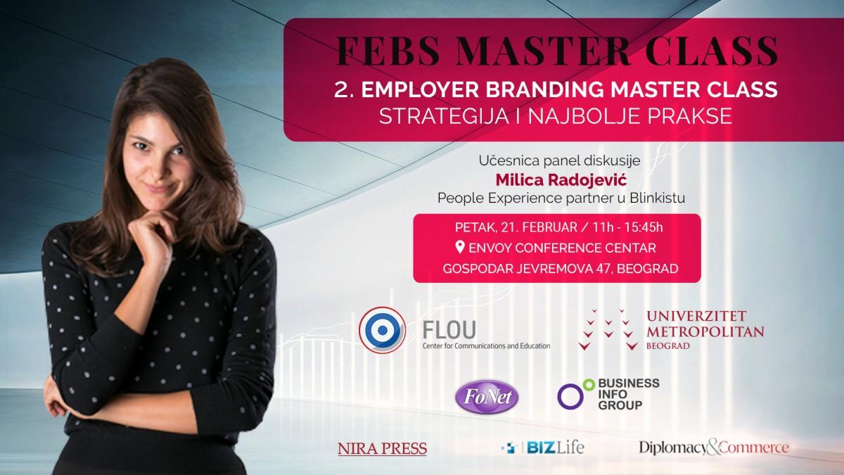 Predstavljamo drugu učesnicu panle diskusije na temu Employer Branding Strategija i najbolje prakse