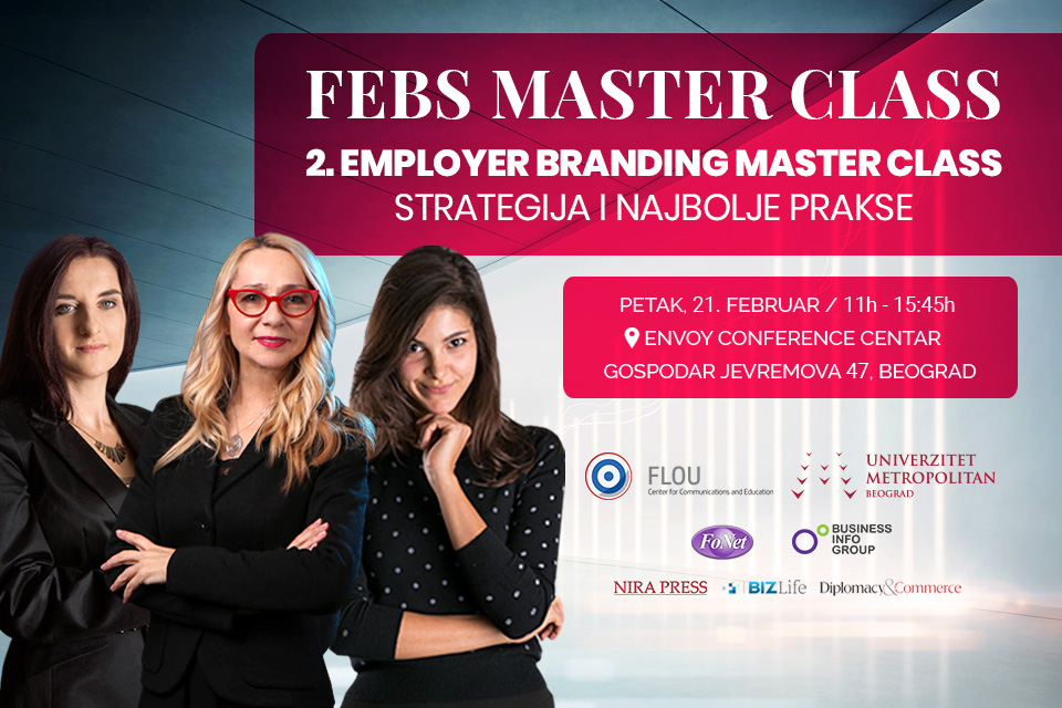 2.Employer Branding Master Class strategija i najbolje prakse 21.2.2020.